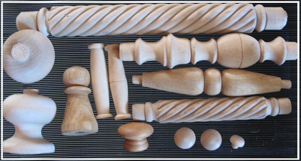 Дверные ручки деревянные фото