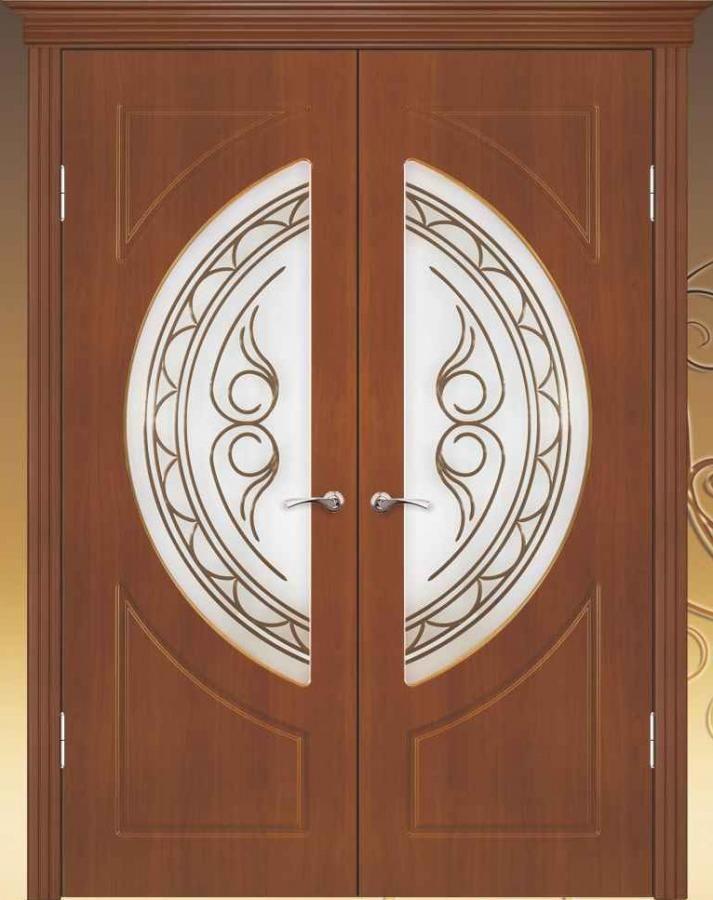 Двери с определёнными доборами
