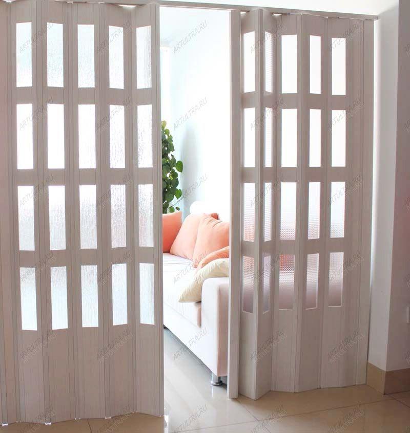 Раздвижная дверь гармошкой