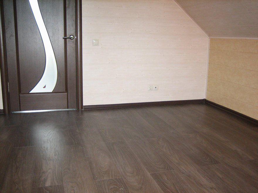 Выбор ламината под двери