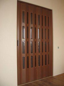 Деревянные двери типа