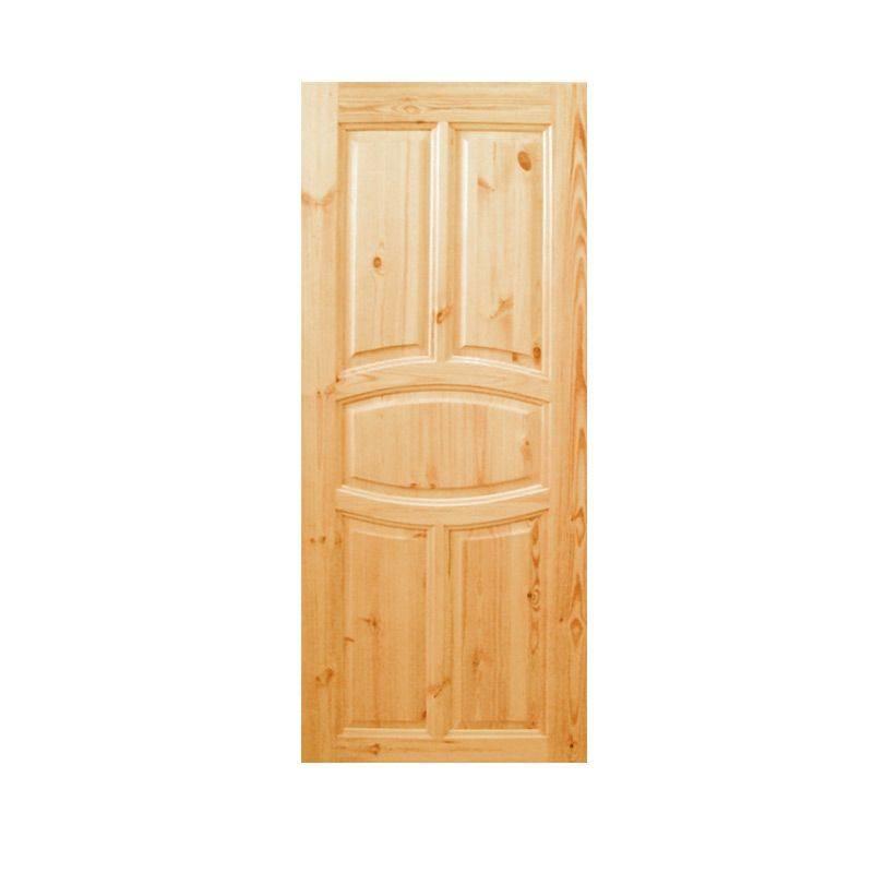 Двери изготовленные из сосны