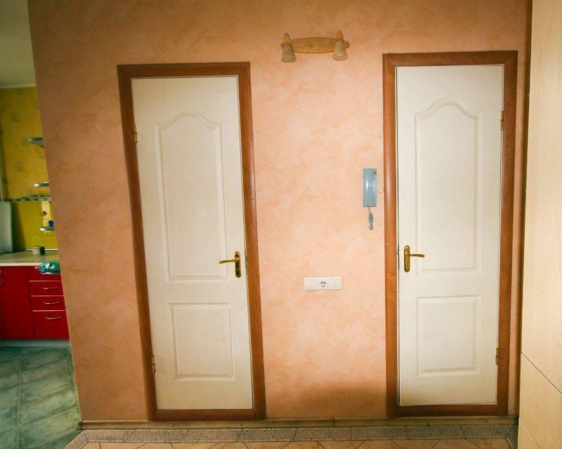 Выбираем двери для туалета