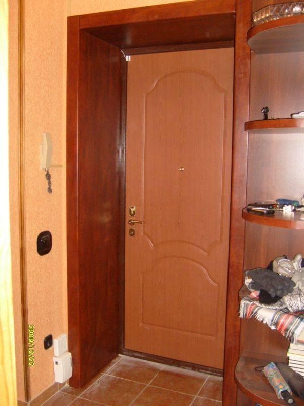 Дверной проём входная дверь