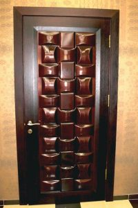 Мдф-накладки на входные  двери