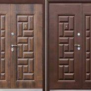 Выбираем металлическ уютамбурную дверь