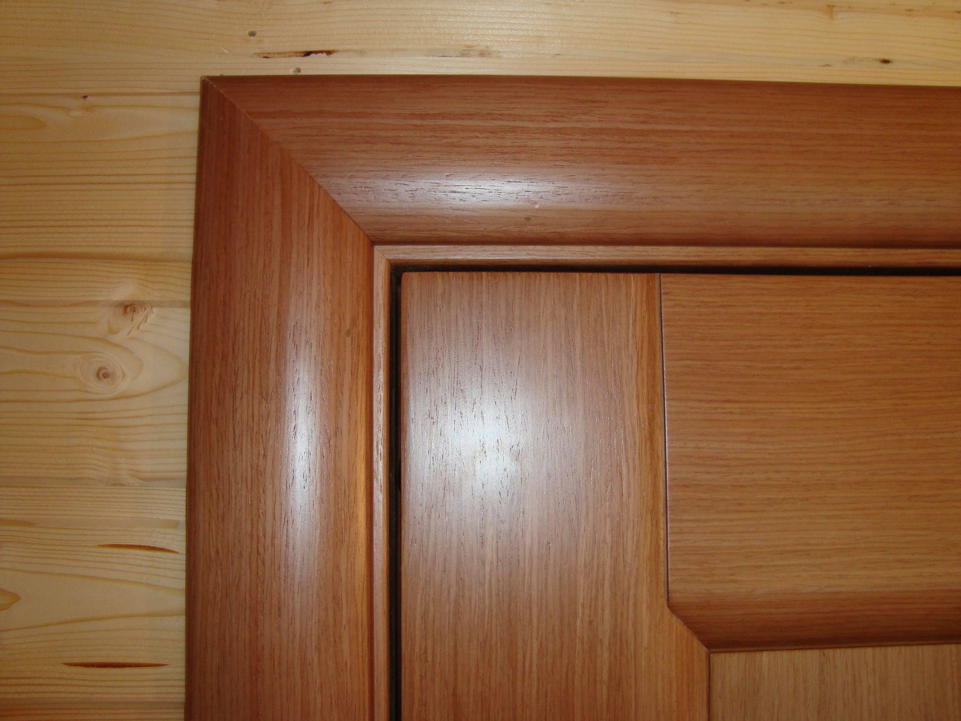 Установка межкомнатных дверей мдф своими руками