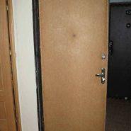 Обшивка дверей дермантином