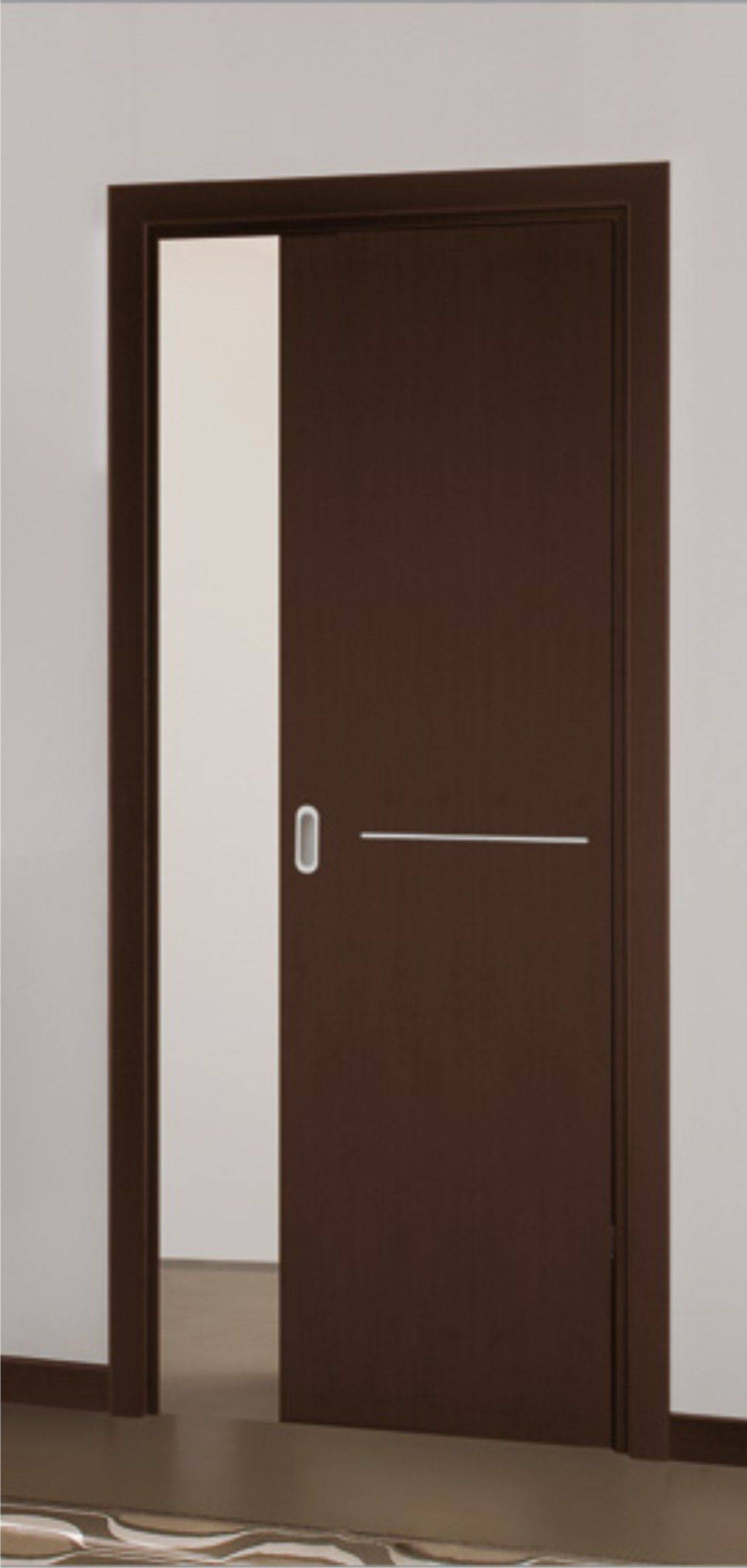 Раздвижная деревянная дверь