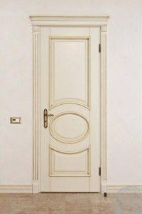 Бежевые межкомнатные двери