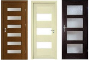 Выбор цвета дверей