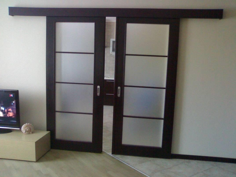 Выбор ширины межкомнатных дверей