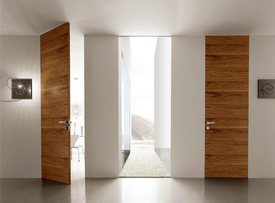 Двери высокие