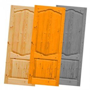 Двери, предназначенные под покраску