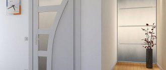 Двери межкомнатные пвх