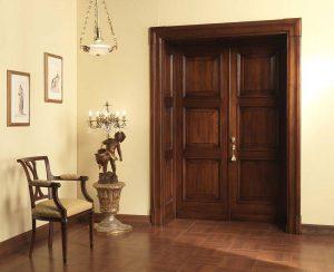 дверь с добором