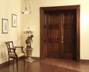 Двери с доборами