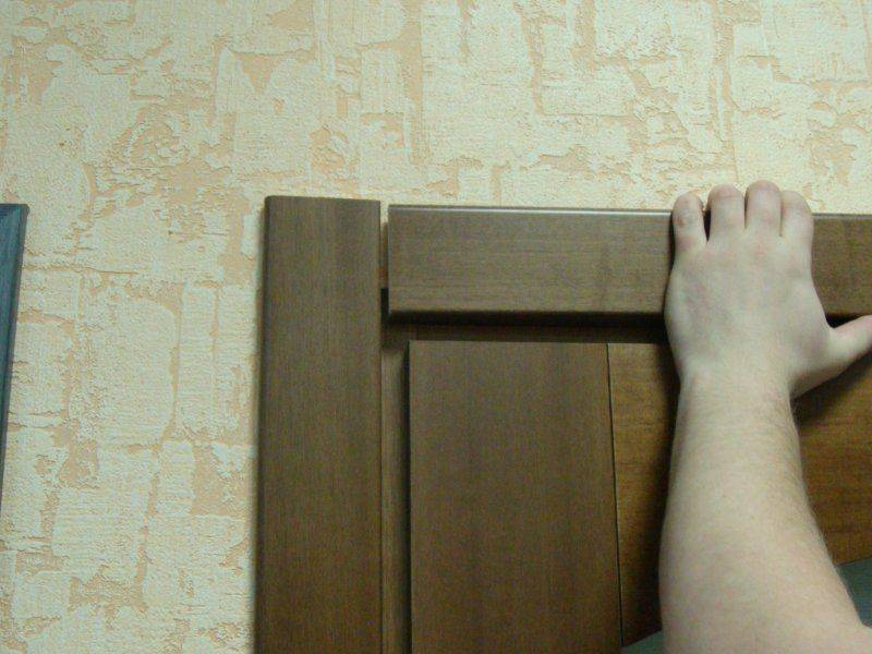 Как установить межкомнатную дверь с добором своими руками: видео, рекомендации