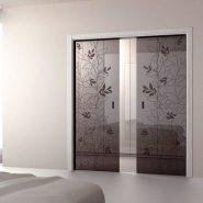 Выбор раздвижных стеклянных дверей