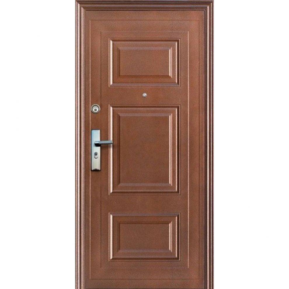 Выбираем тёплые двери для дома