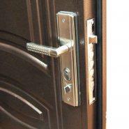 Установка своими руками железной двери