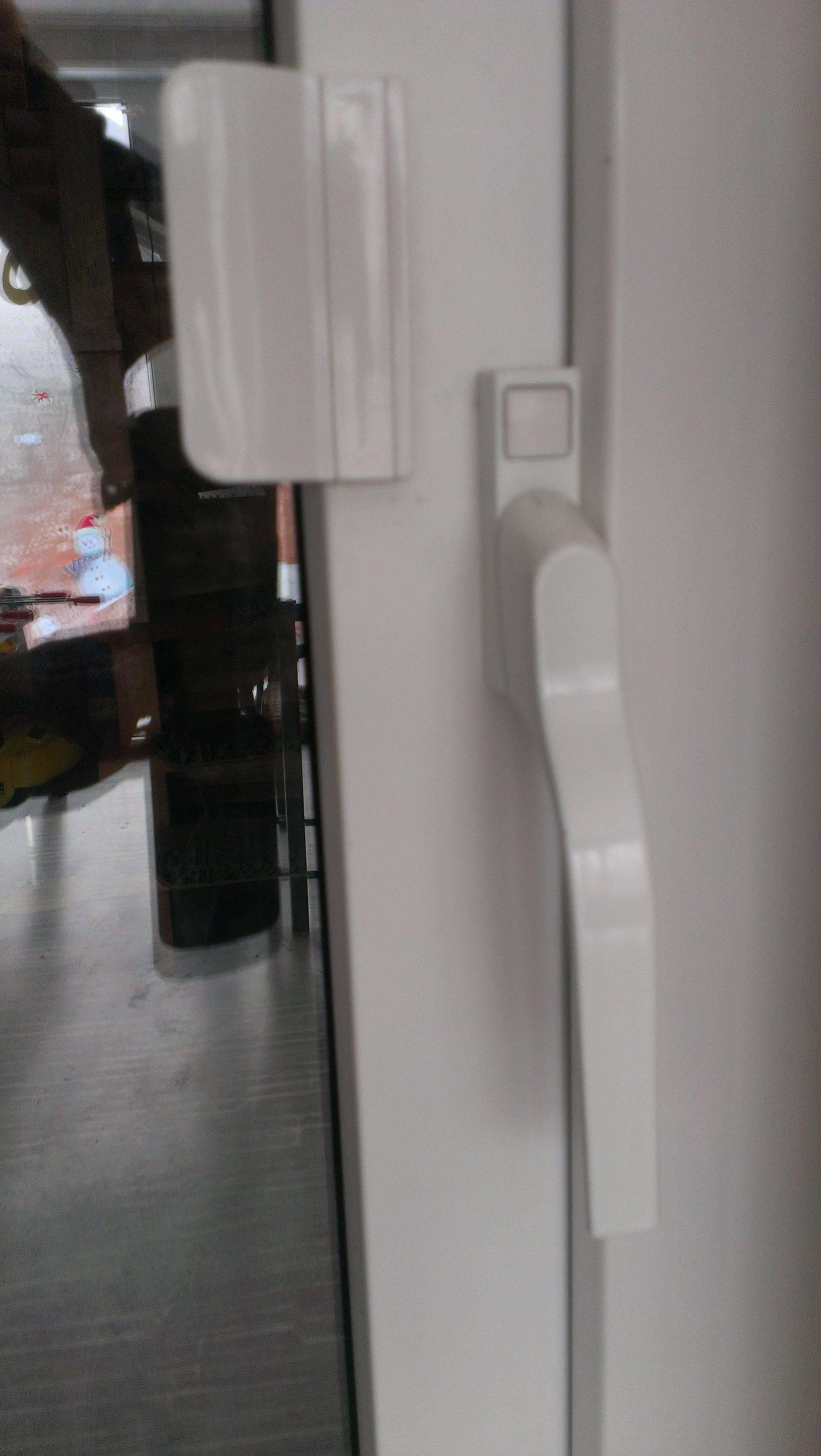 Выбираем защёлку на пластиковую дверь