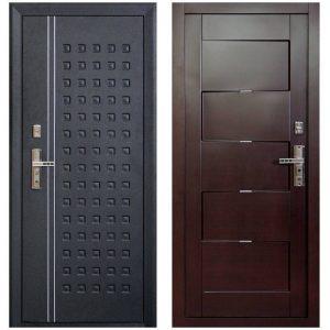 Выбор железной двери