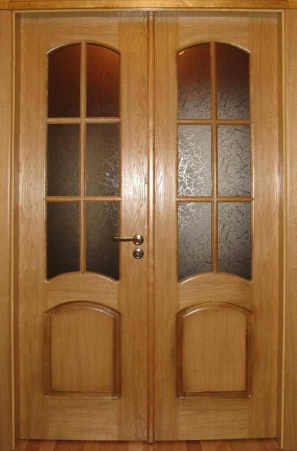 Выбираем двухстворчатые двери