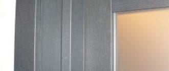 Доборы своими руками на двери