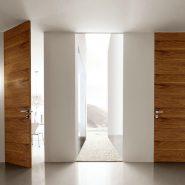 высокие межкомнатные двери