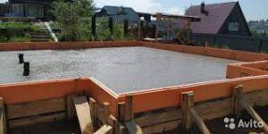 Характеристики и виды бетонных работ